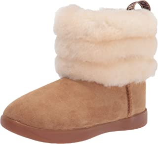 UGG Kids' Fluff Mini Quilted Fashion Boot