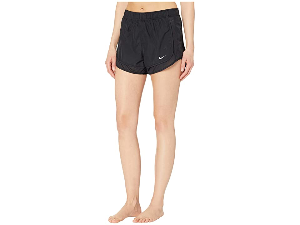 Nike Tempo Shorts Cool (Black/Wolf Grey) Women's Shorts