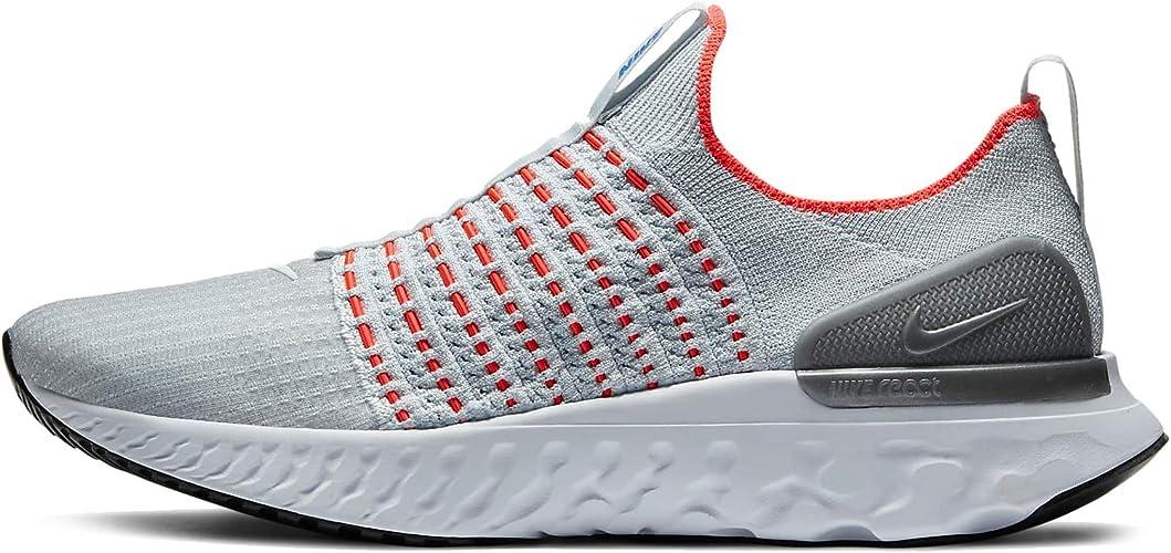 Nike React Phantom Run Fk 2 Running Shoe Mens Cj0277-007