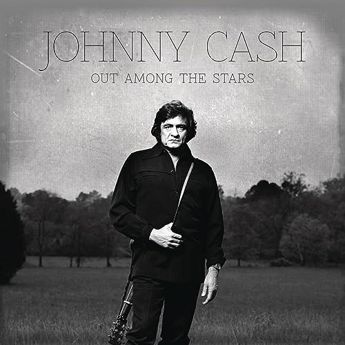 """Résultat de recherche d'images pour """"Johnny Cash - Out Among the Stars"""""""