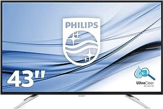 Philips Monitor Bdm4350uc 108cm 42.5in Ips Led 3840x2160 16:9
