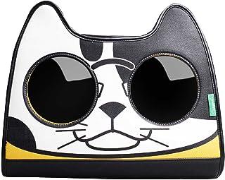 Primetime Petz Catysmile Backpack Cat Carrier, Yellow, One Size