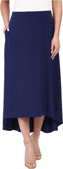 Luxe Jersey Skirt