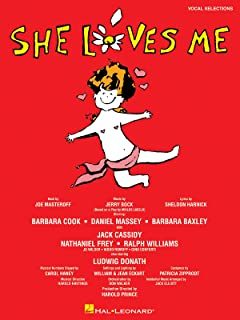 She Loves Me (vocal selections)