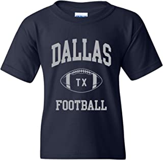 City Classic Football Arch American Football Team Sports Youth T-Shirt