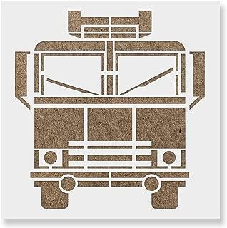 Best fire truck craft template Reviews