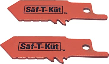 Saf-T-Kut Reciprocating Saw Blades for Drywall (2-Pack)