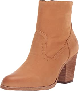 Frye Women's Essa Bootie Fashion Boot, Sand, 9.5 Medium US