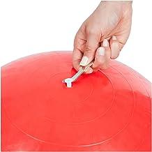 Ventielopener metaal voor gymnastiekballen gymnastiekbal zitbal ventielsleutel