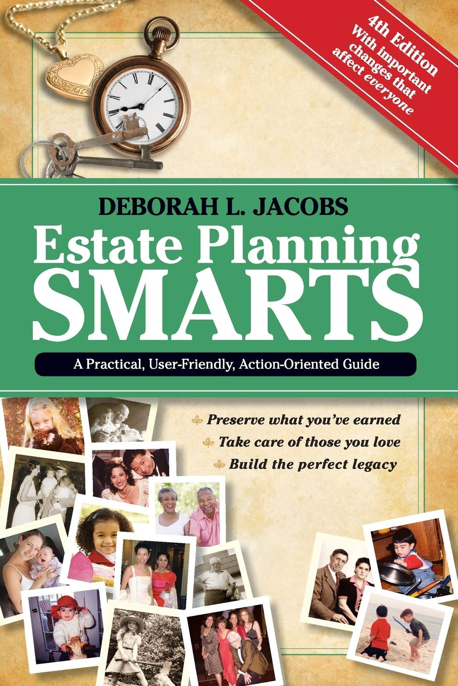 Image OfEstate Planning Smarts: A Practical, User-Friendly, Action-Oriented Guide, 4th Edition