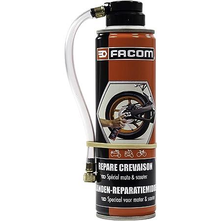 Facom 006091 Répare-Crevaison Moto - Bombe Anti Crevaison 250 ml