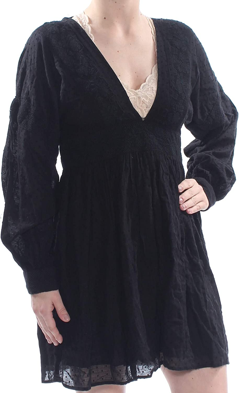 Free People Women's Sugarpie Mini Dress