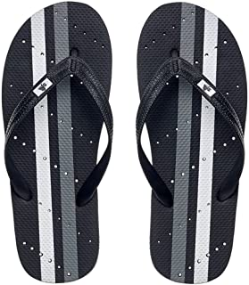 Showaflops Mens' Antimicrobial Shower & Water Sandals for Pool, Beach, Dorm and Gym - Camouflage Group