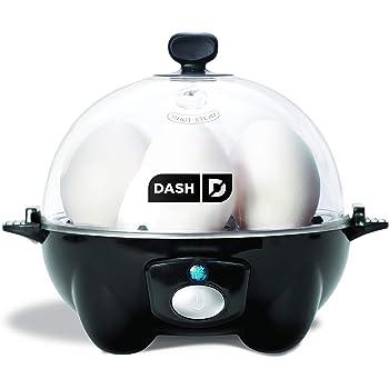 【並行輸入】Dash Go Rapid Egg Cooker-BLACK エッグクッカー