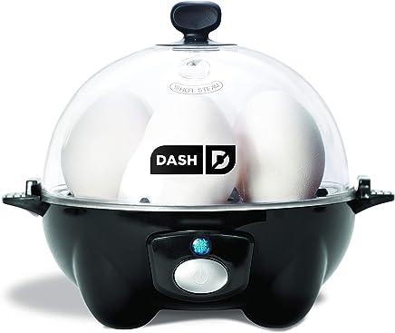 Dash Rapid Egg Cooker: 6 Egg Capacity Electric Egg Cooker...