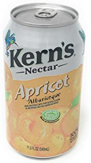 Kern's Apricot Nectar, 11.5-Ounce (6 Pack)