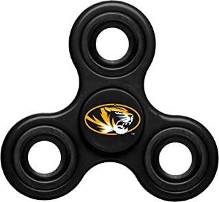 NCAA Diztracto Fidget Spinnerz - 3 Way, Missouri Tigers, One Size