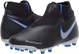 Black/Metallic Silver/Racer Blue