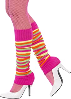Smiffy's Unisex Adult Leg warmers