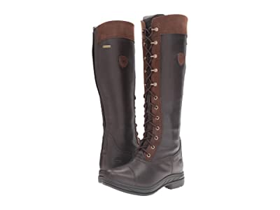 Ariat Coniston Pro GTX Insulated (Ebony) Cowboy Boots