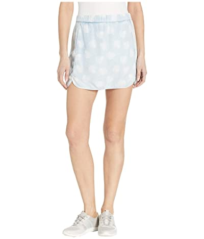 Carve Designs Jordan Skirt (Chambray Fern) Women