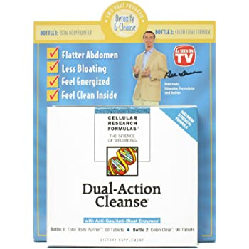 DUAL ACTION CLEANSE KIT 1