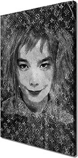 Björk monogram P20サイズ キャンバスパネル #sh102b STAR DESIGN P20 (727×530×20mm)