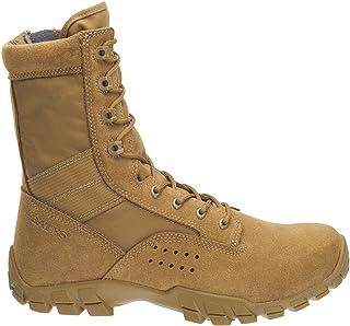 """Bates 22680 Mens Cobra 8"""" ذئب الظباء بسحاب جانبي للطقس الحار حذاء الغابة 13 3E US"""