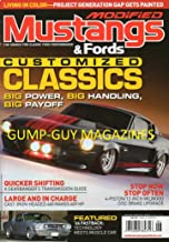 Modified Mustangs & Fords Magazine June 2011 CUSTOMIZED CLASSICS Quicker Shifting, A Gearbanger's Transmission Guide CAST-IRON-HEADED 460 MAKES 609 HP Stop Often, 4-Piston