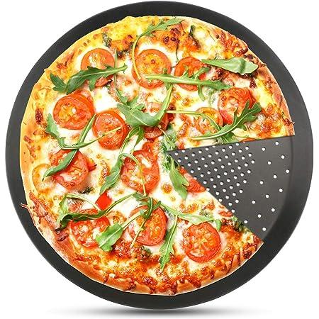 Funda para horno de pizza resistente al agua color negro resistente al agua Aheadad resistente al polvo perfecto para proteger contra cualquier clima