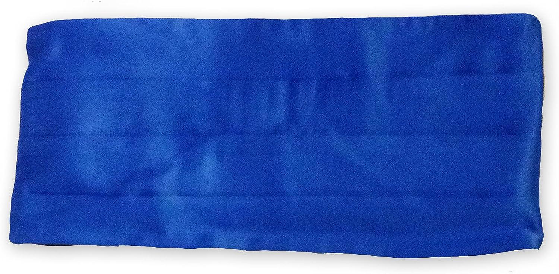 Royal Blue Cummerbund, Satin Look