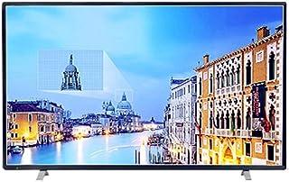 DEMAXIYA Android TV 32/42/50/55/60/70-calowy telewizor 4K UHD Smart LED HD TV Bluetooth Remote HDR, maszyna czarna 2020