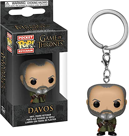 Amazon.com: Funko Davos: Game of Thrones x Pocket POP! Mini ...
