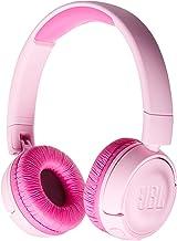 JBL JR 300BT - On-Ear Wireless Headphones for Kids - Pink