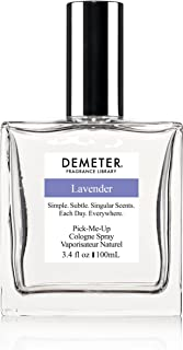 Demeter Cologne Spray, Lavender, 3.4 oz.