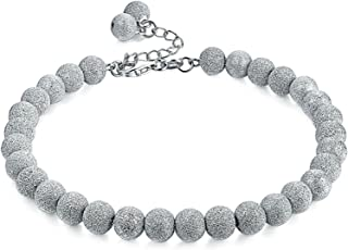 Aooaz Silver Material Bracelet Womens Girls Double Heart with Zirconia Bangle Bracelet Silver Plated