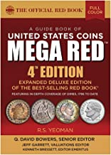 MEGA RED: A Guide Book of United States Coins, Deluxe 4th Edition (The Official Red Book)