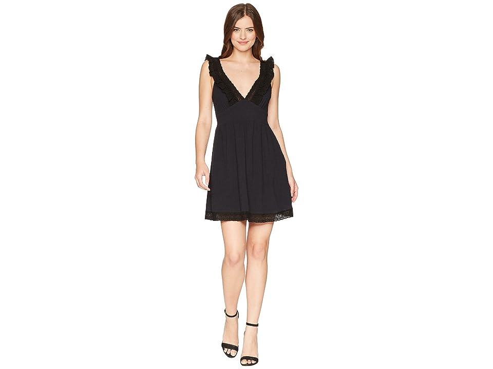Rachel Pally Gauze Gracie Dress (Black) Women