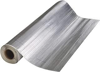 Mfm Building Product 50036 Mfm Peel & Seal Self Stick Roll Roof Ing (1, 36 in. Alum Inum), 36in. Aluminum