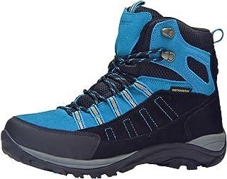 comprar comparacion riemot Botas de Senderismo y Campo para Hombre, Zapatillas Altas de Trekking Zapatos de Montaña Escalada Aire Libre Calzad...