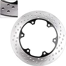 Artudatech Motorbike Rear Brake Discs Motorcycle Stainless Steel Rear Disc Brake Rotor for Yamaha YP250 Majesty Jupiter 125//150//250