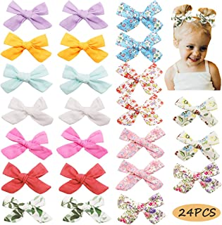 Small Single Butterfly Hair Mixed Sliding Combs Butterflies Accessories 24Pk NEW
