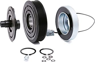 AC Compressor Clutch Assembly Repair Kit 97470, CO 11308C, GP9A61450D fit for 2007-2009 Mazda 3, 2006-2007 Mazda 6