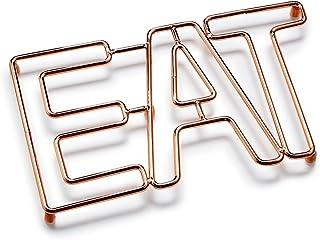 Martha Stewart Copper Eat Trivet