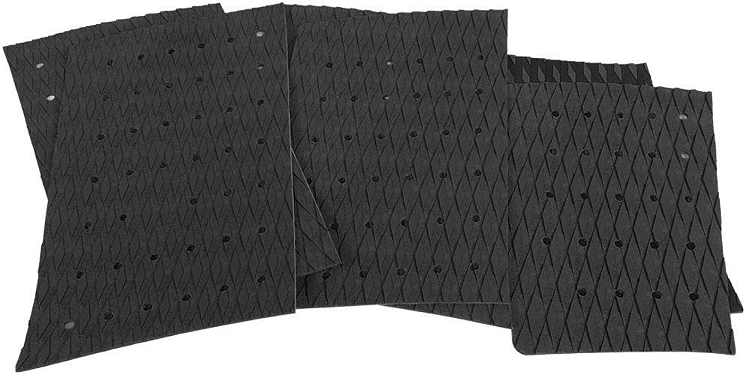 Traction Mat Non-Toxic Efficiently Protects Grey Washington Mall Your Surfboard unisex
