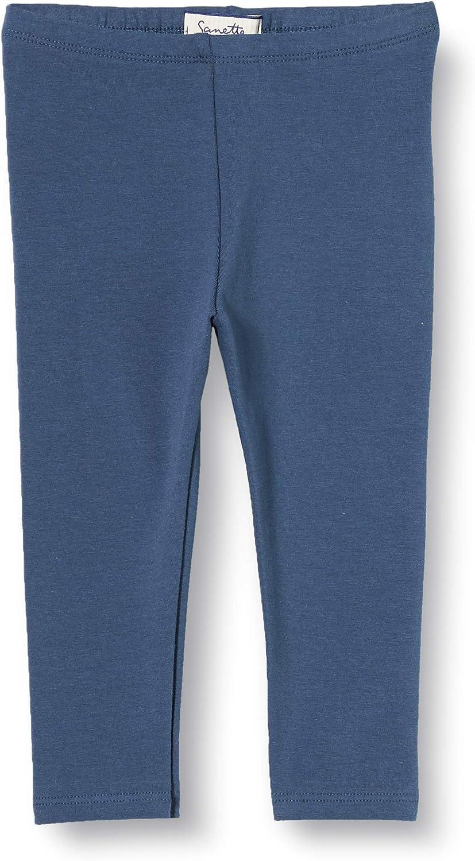 Lot de 3 Pantalons B/éb/é Gar/çon Culottes pour B/éb/é Coton Leggings avec Pieds 0-3 Mois