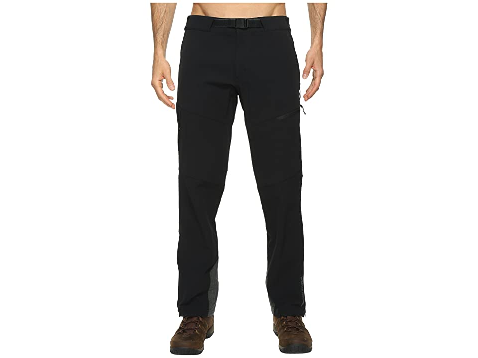 Mountain Hardwear Super Chockstone Pants (Black) Men
