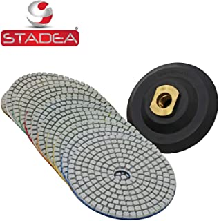 wet dry polishing pads