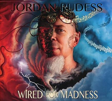 Jordan Rudess - Wired For Madness (2019) LEAK ALBUM