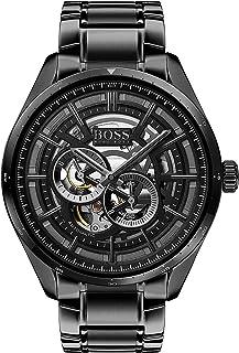 Hugo Boss Mens Quartz Wrist Watch, Chronograph and Stainless Steel- 1513750
